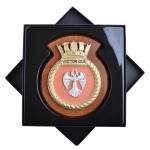 HMS Victorious - Submarine Crest / Plaque / Badge