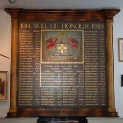 1914-1919 Roll of Honour War Memorial