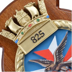 Wyedean Stores - Royal Navy Ship's Badges also Known as Ship