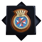 825 NAS - 825 Naval Air Squadron - Unit Badge / Crest / Plaque