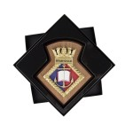Birmingham URNU - Birmingham University Royal Naval Unit - Badge / Crest / Plaque