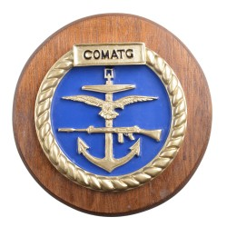 COMATG - Crest / Plaque / Badge