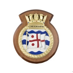 COMUKMARFOR - Crest / Plaque / Badge