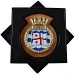 FOST - Flag Officer Sea Training - Unit Badge / Crest / Plaque