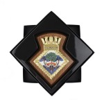 HMS Collingwood - Ship Badge / Crest / Plaque