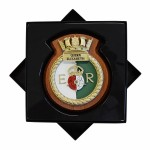 HMS Queen Elizabeth - Ship Badge / Crest / Plaque