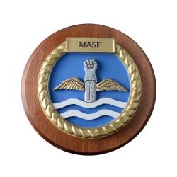 MASF - Crest / Plaque / Badge