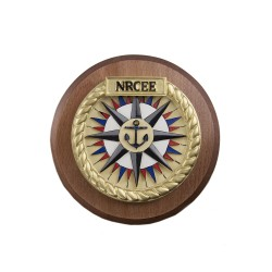 Naval Regional Commander Eastern England - NRCEE - Crest / Plaque / Badge