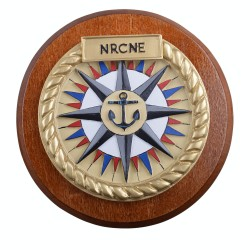 NRCNE - Crest / Plaque / Badge