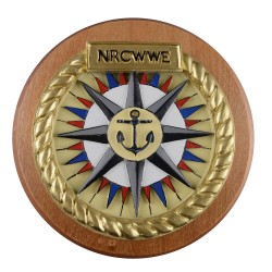 NRCWWE - Crest / Plaque / Badge