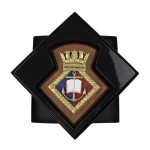 Northumbrian URNU - Northumbrian University Royal Naval Unit - Crest / Plaque / Badge