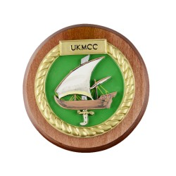 UKMCC - United Kingdom Maritime Component Command - Unit Badge / Plaque / Crest